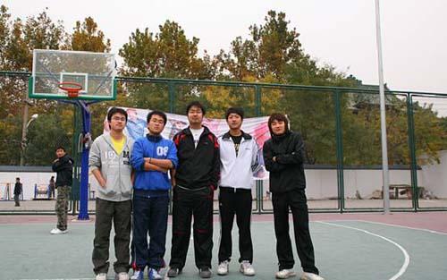 北师大HND项目08大学生篮球联赛落幕