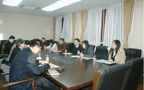 我院HND项目专业课教学评估外审工作圆满结束