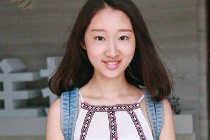 郎天宇2015级新闻班优秀学生毕业感言