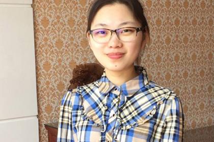 杨晓辉:学生感言