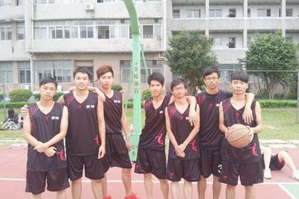国际商学院篮球比赛