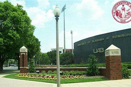 8.阿拉巴马大学University of Alabama