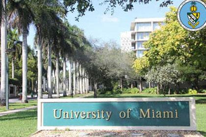 2.迈阿密大学University of Miami