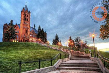 3.雪城大学Syracuse University