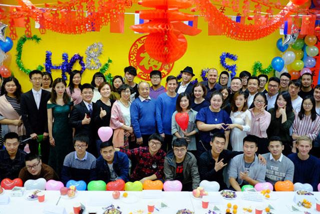 第一届秋明中国雷火电竞平台登录生春节联欢晚会圆满举行